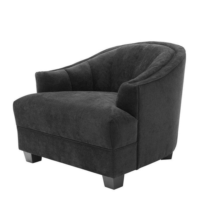 Кресло Polaris черного цвета