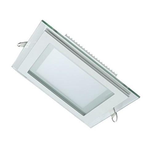 Встраиваемый светодиодный светильник белого цвета