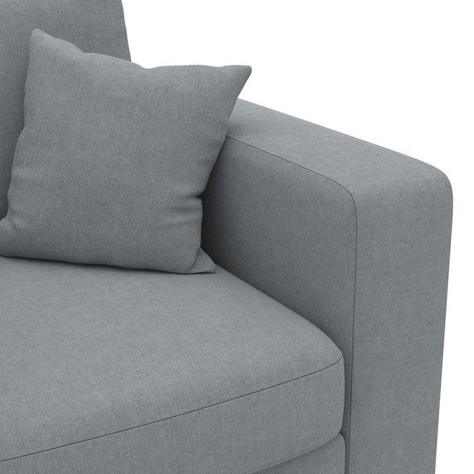 Кресло-кровать Morti MT серого цвета