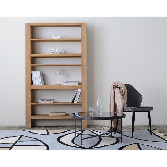 Столик кофейный Benigni серого цвета