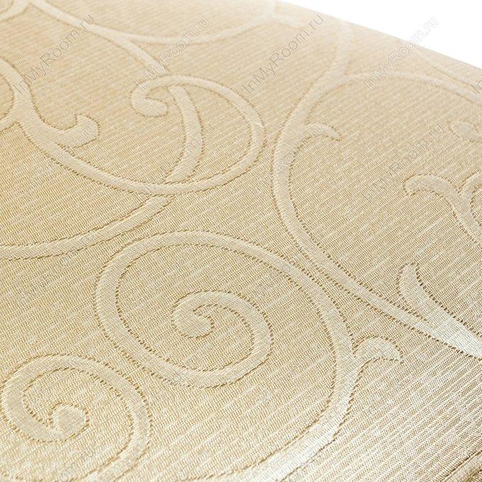 Стул MN Milano в обивке из ткани золотого цвета