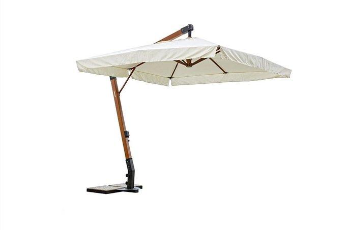 Зонт Ливорно на боковой опоре