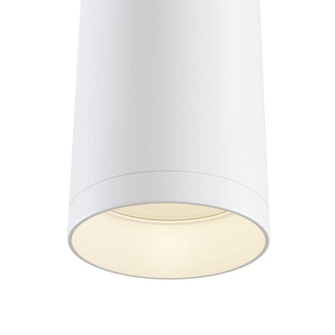 Трековый светильник Track lamps белого цвета