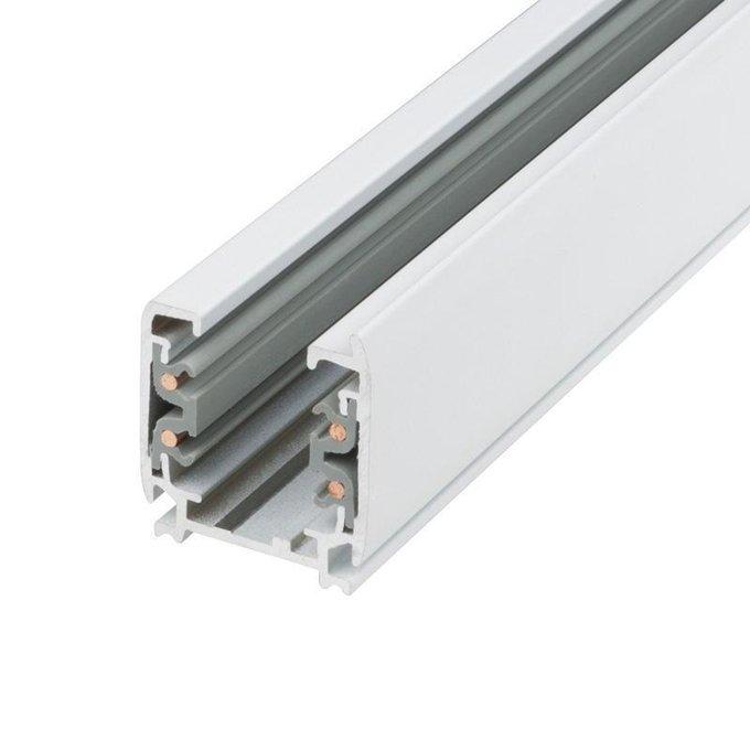 Шинопровод трехфазный White из металла