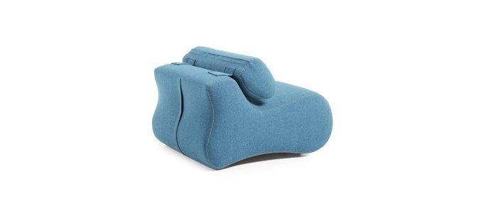Кресло Julia Grup Club темно-синее