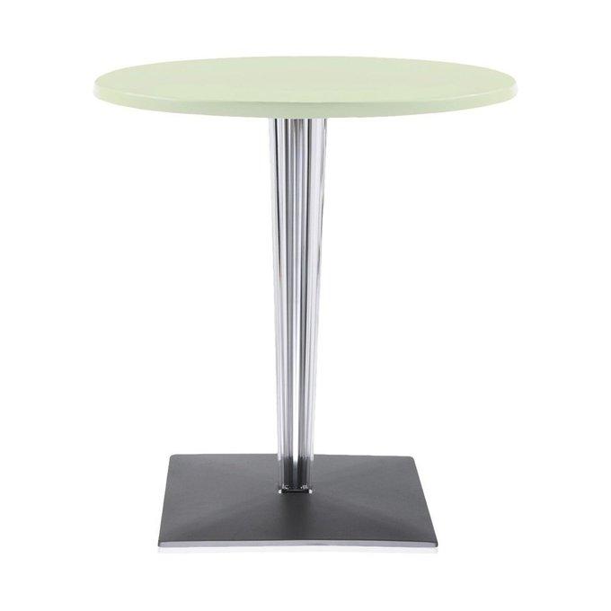 Стол TopTop с зеленой столешницей
