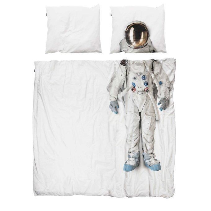 Комплект постельного белья «Астронавт» 200х220