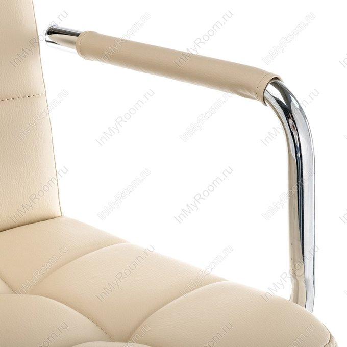 Барный стул Turit бежевого цвета