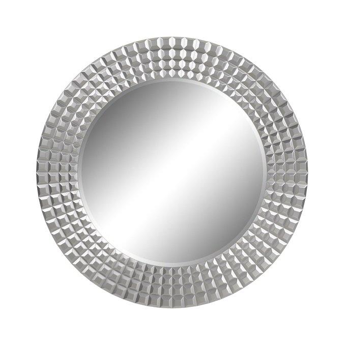 Зеркало настенное Latiano Silver