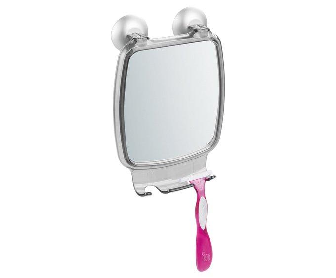 Зеркало для бритья из пластика