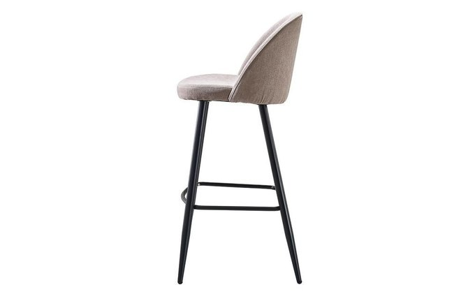 Барный стул Томас бежевого цвета