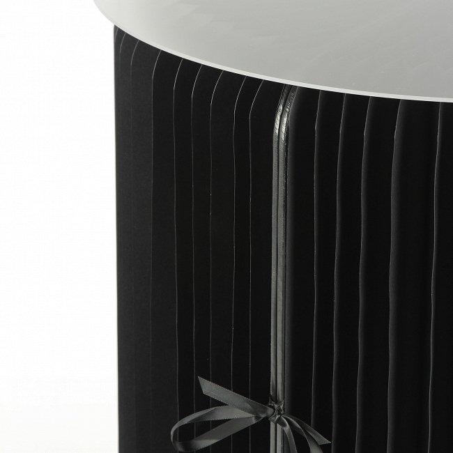 Кофейный Стол бумажный черный