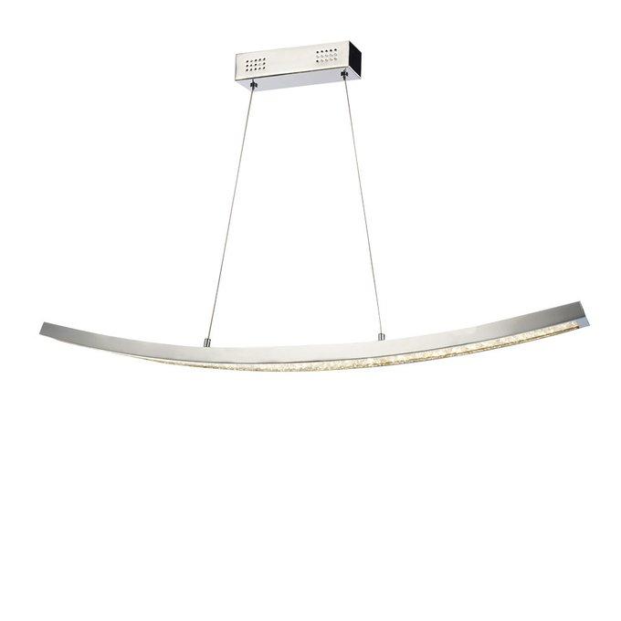 Подвесной светильник Smile из хромированного металла