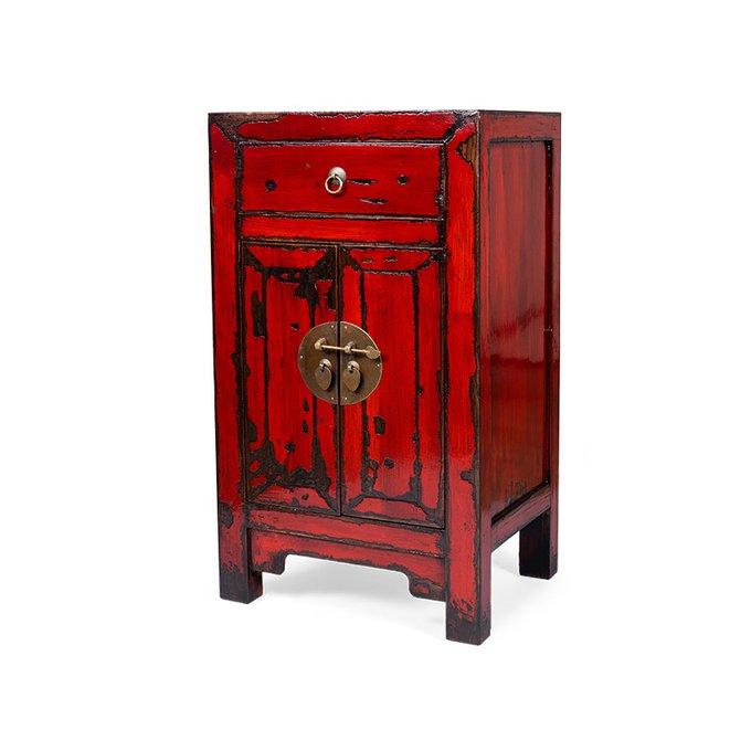 Тумба Muotti из красного массива