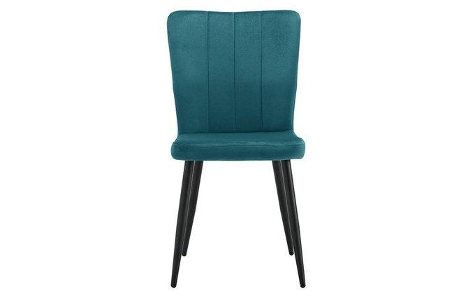 Обеденный стул Lucy зеленого цвета