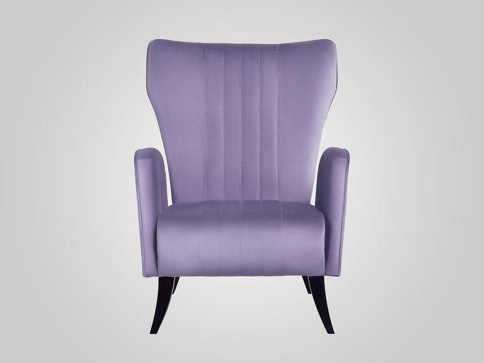 Кресло Martin нежно-сиреневого оттенка