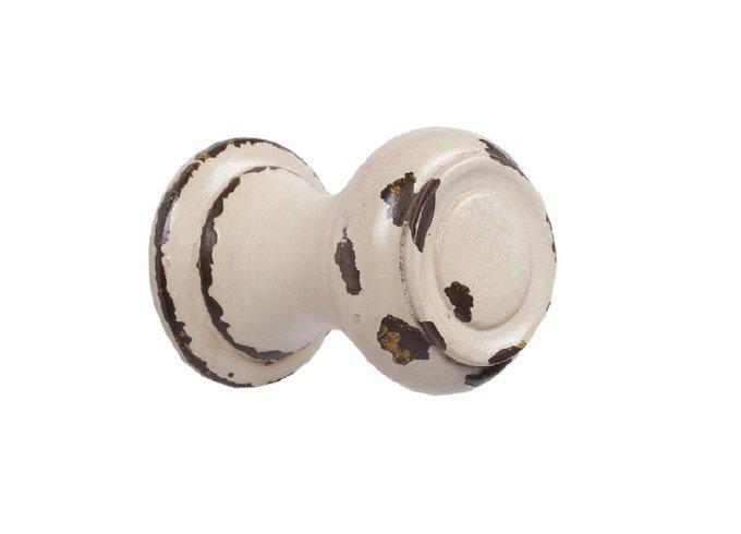 Настенный декоративный крючок Chinche White