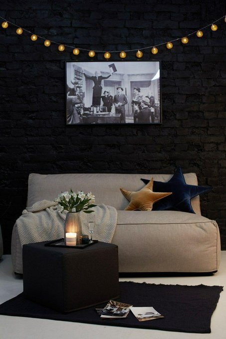 Бескаркасный диван Longer