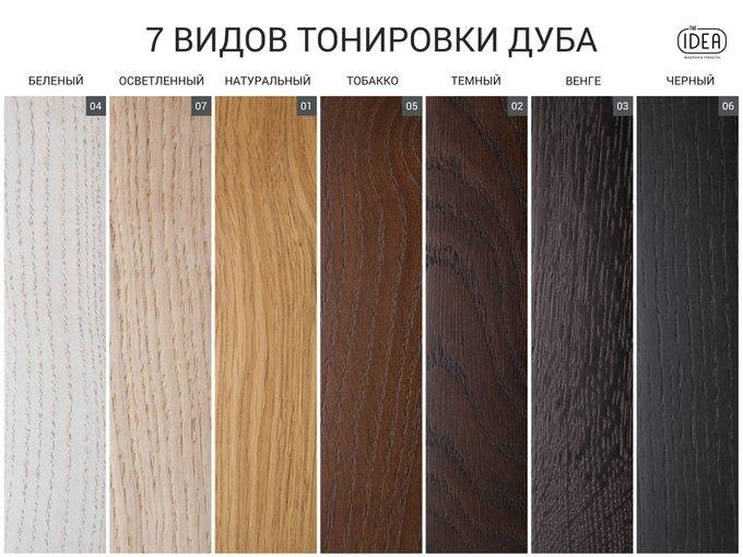 Комод Case №1 темно-коричневого цвета