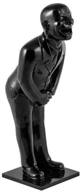 """Скульптура """"Bootlicker - Black"""""""