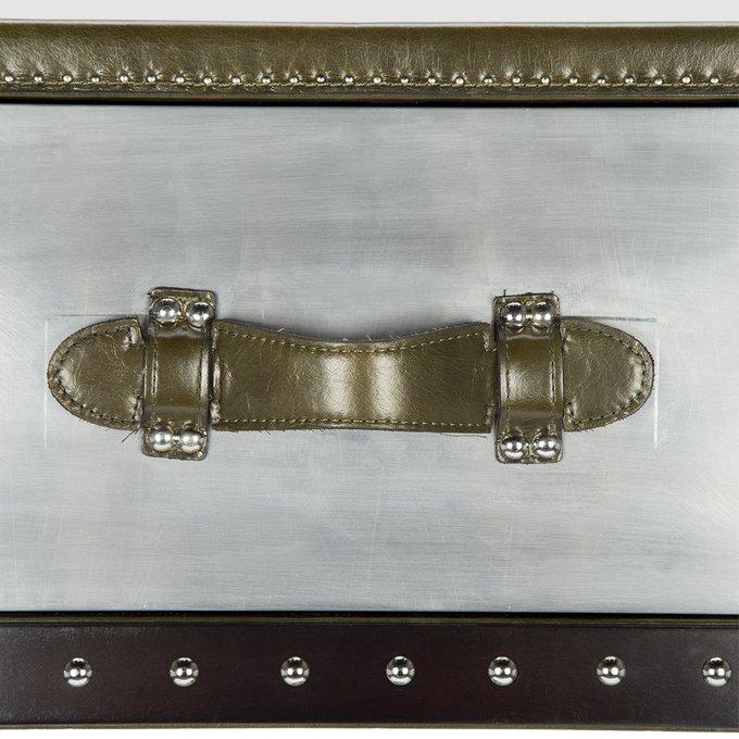 Прикроватная тумба Сундук Metal chest