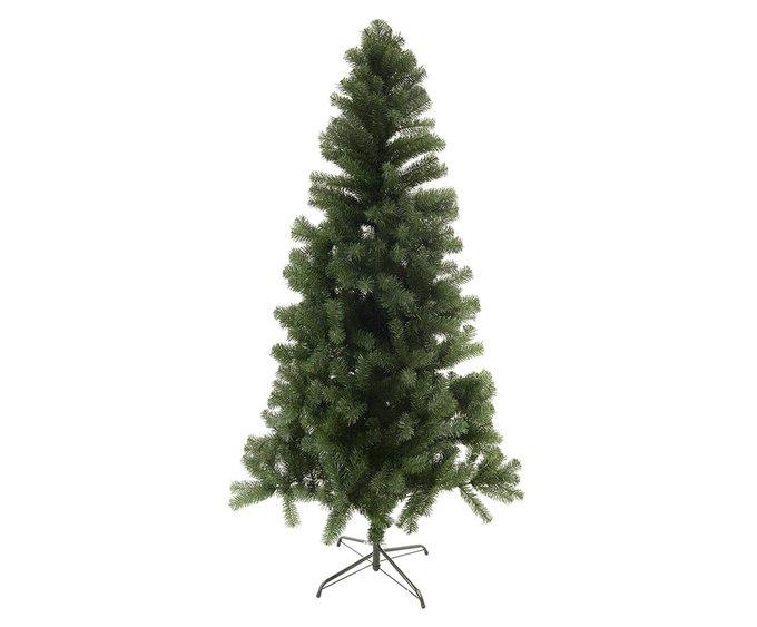 Новогоднее украшение елочка из пластика