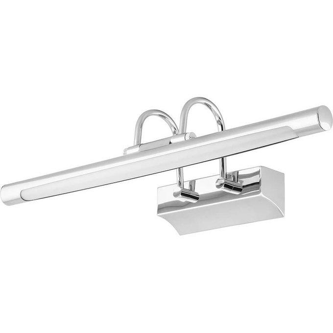 Подсветка для зеркал из металла и пластика