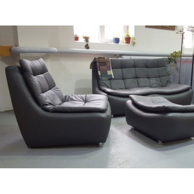 Кресло нераскладное Дипломат для отдыха