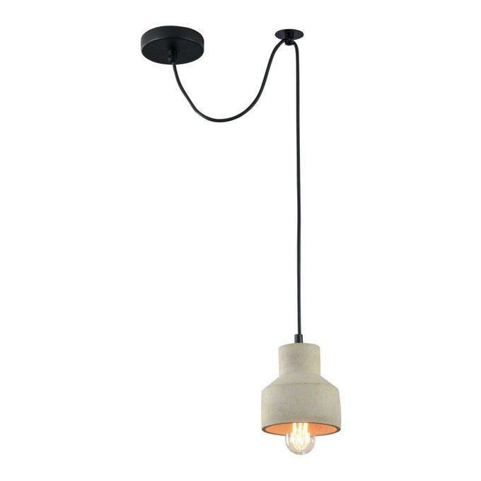 Подвесной светильник Broni из бетона