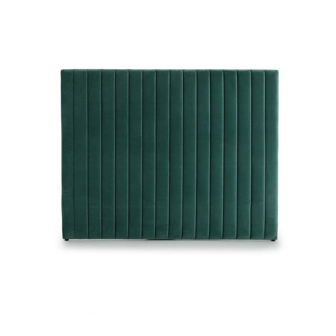 Изголовье Jеdеon из велюра зеленого цвета 162х130