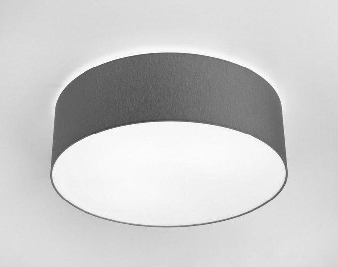 Потолочный светодиодный светильник Cameron темно-серого цвета