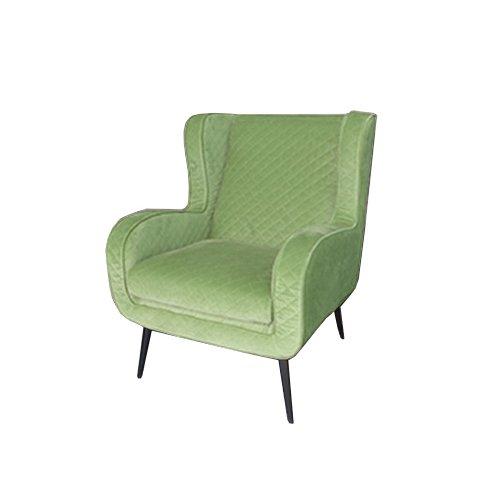 Кресло Мимоза светло-зеленого цвета