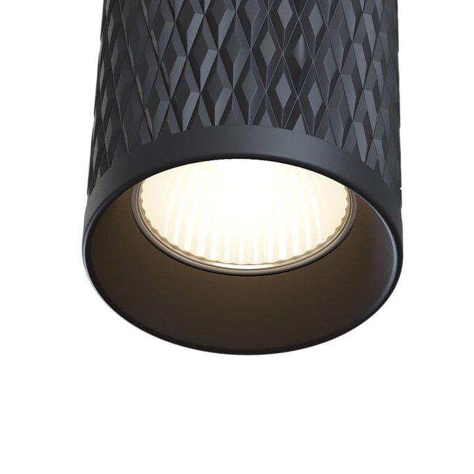 Подвесной светильник Shelby черного цвета