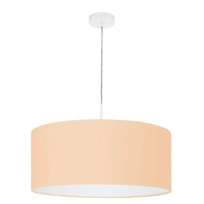 Подвесной светильник Pasteri-P с бежевым абажуром