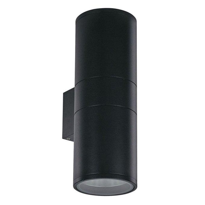 Уличный настенный светильник Ideal Lux Gun  Big Nero