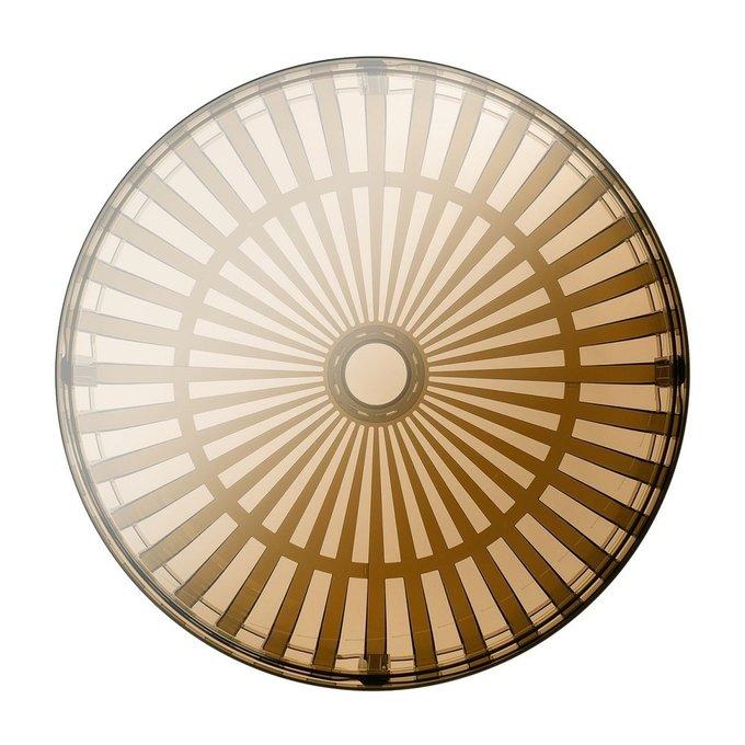 Журнальный столик Panier коричневого цвета