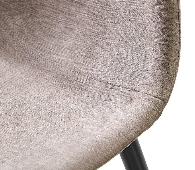 Барный стул Cowboy dark beige/black бежевого цвета