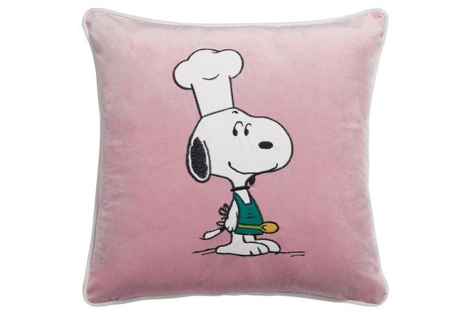 Подушка Snoopy Chef