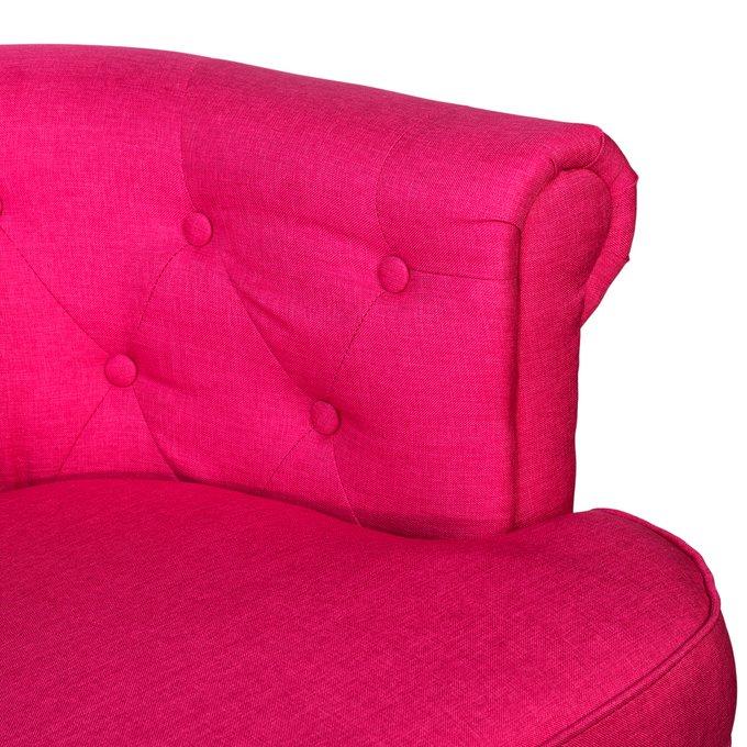Кресло William Thackeray Розового цвета