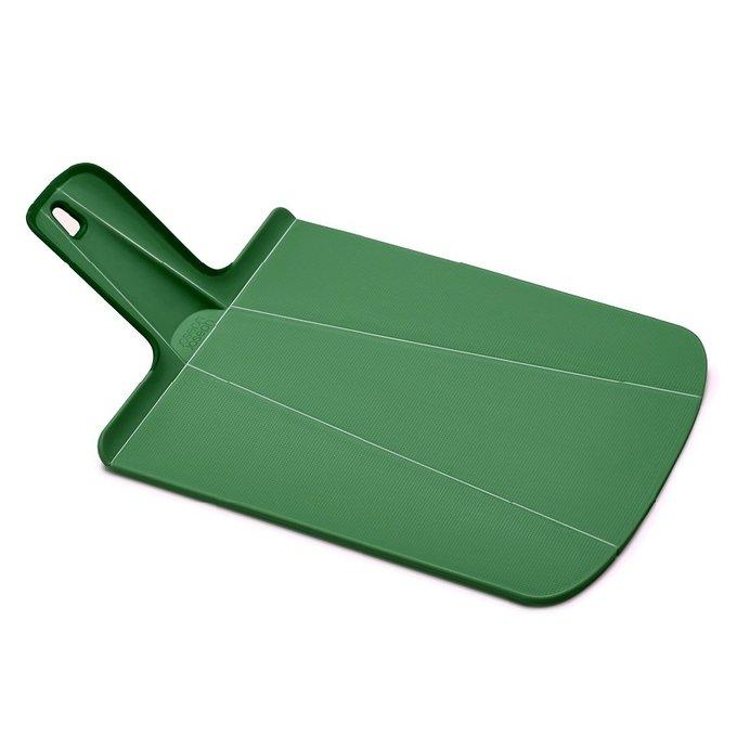 Доска разделочная Chop Pot Plus мини тёмно-зелёного цвета