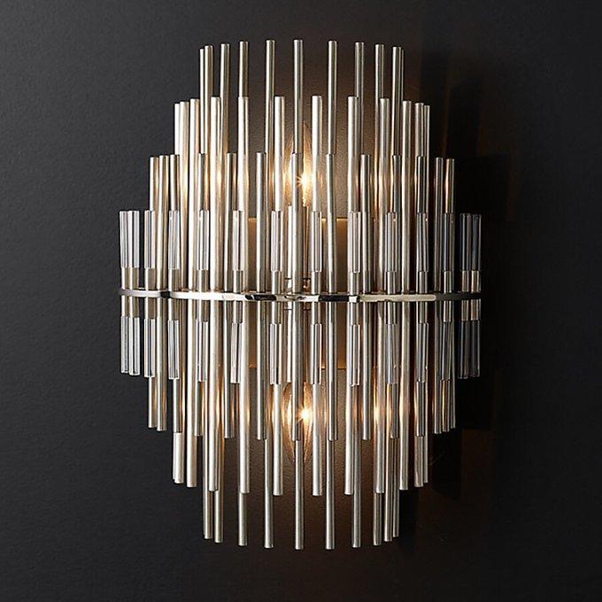 Настенный светильник с акриловой отделкой