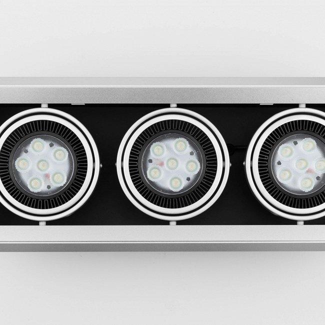 Встраиваемый потолочный светильник Grille Lamp 3