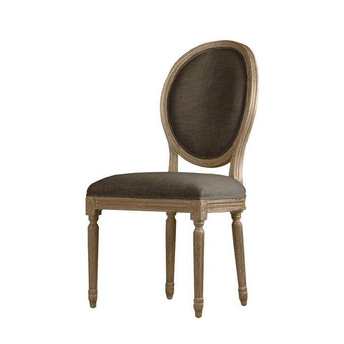 стул с мягкой обивкой LOUIS SIDE CHAIR