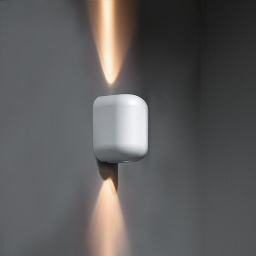 Настенный светильник Modular U shape White