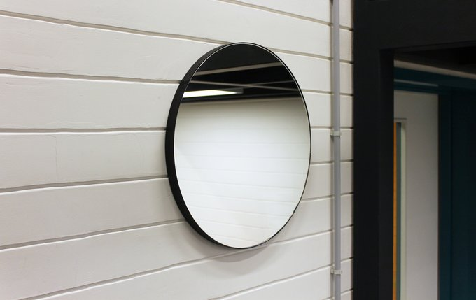 Круглое зеркало Banska