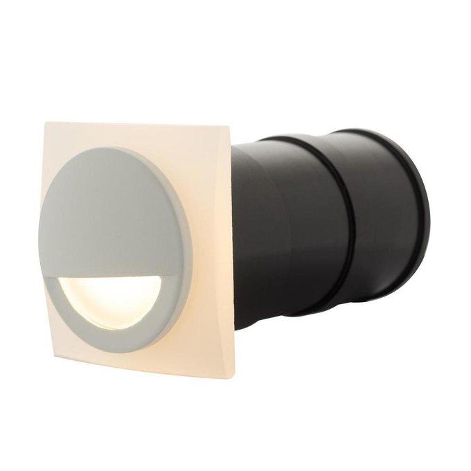 Уличный светодиодный светильник врезной