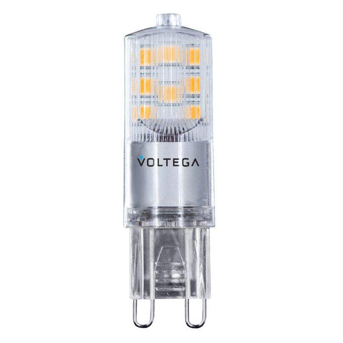 Лампа светодиодная Capsule прозрачная