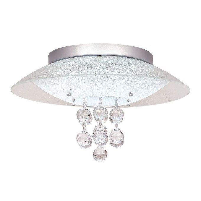 """Потолочный светодиодный светильник """"Diamond"""" Silver Light"""