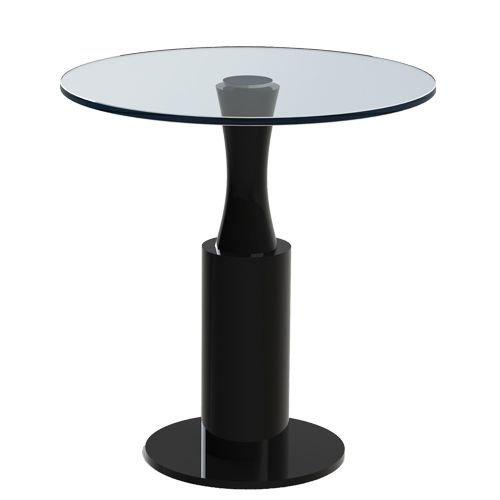 Кофейный стол Umbrella с подстольем черного цвета