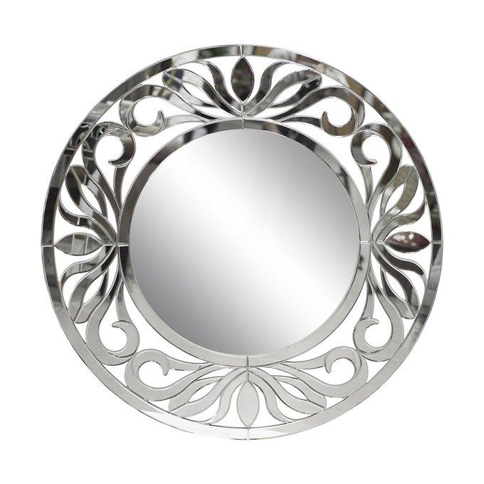 Настенное Зеркало в зеркальной раме